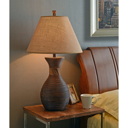 Stupendous Santiago Natural Reed Table Lamp Interior Design Ideas Grebswwsoteloinfo
