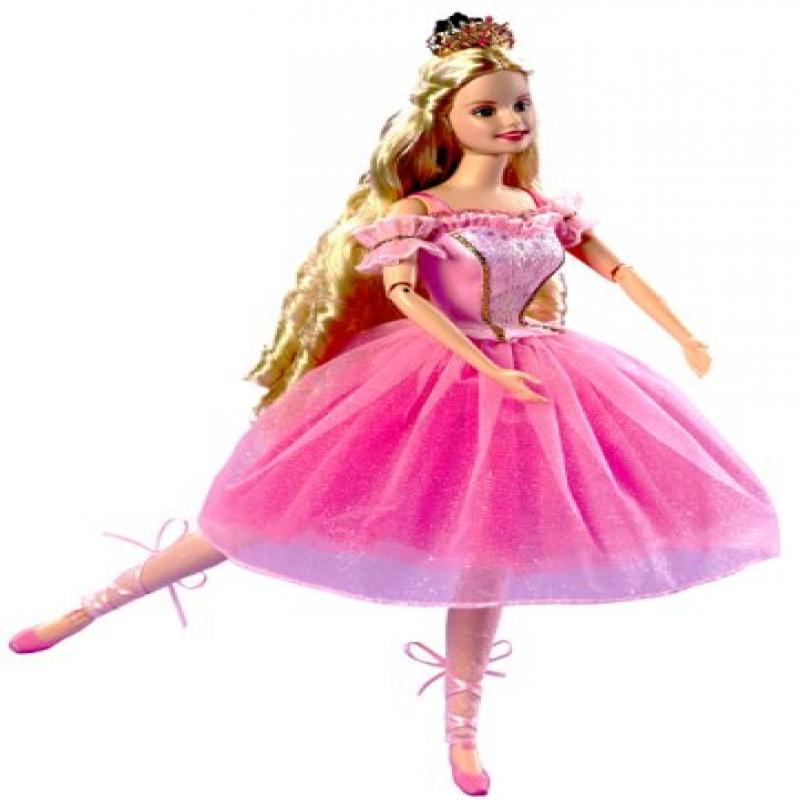 Barbie In The Nutcracker Sugarplum Princess Doll 2001 Walmartcom