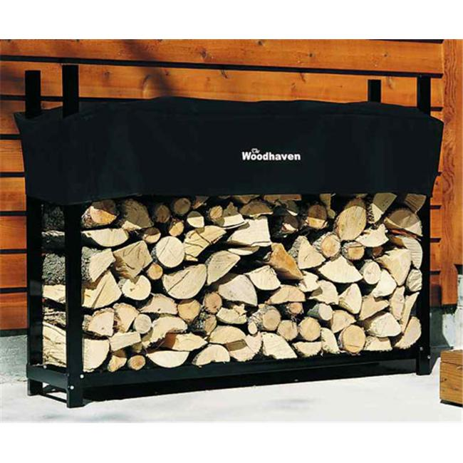 Alexander  60 WRC 60 WRC 5 Foot Woodhaven Firewood Rack With Cover