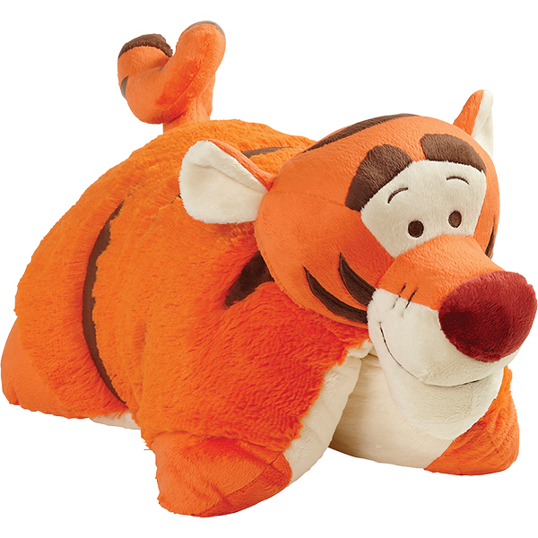 "Pillow Pets 16"" Disney Winnie the Pooh Tigger Stuffed Animal Plush Toy Pillow Pet"