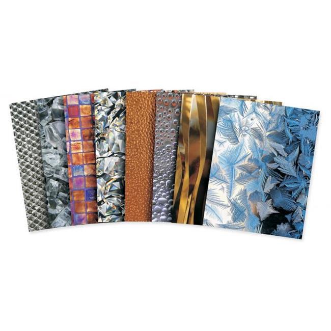 Roylco Economy Metallic Paper