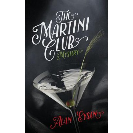 The Martini Club Mystery](Martini Club Halloween)