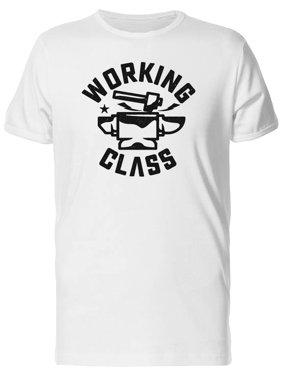 Working Class Hammer & Anvil Tee Men's -Image by Shutterstock