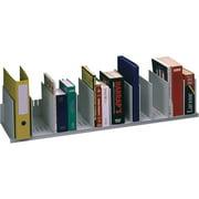 Individualized Vertical Desktop Organizer in Gray