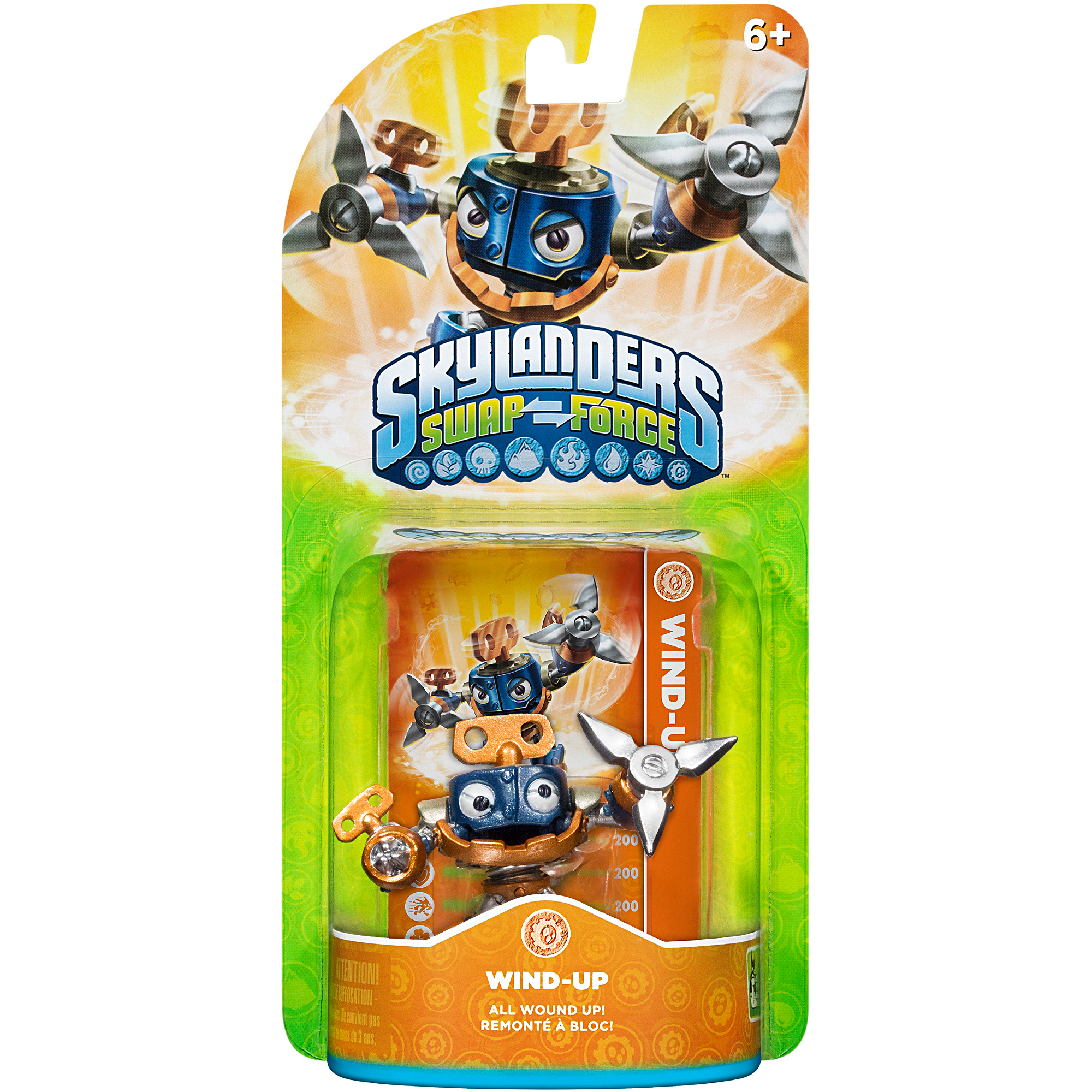Skylanders Swap Force Wind Up Character Pack (Universal)