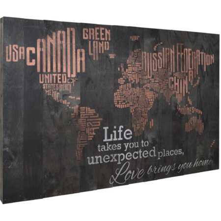 fireside home in a word world map life takes you to unexpected places