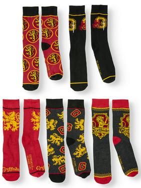 Men's Harry Potter 5-Pack Socks