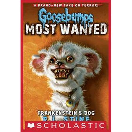 Dog Frankenstein (Goosebumps Most Wanted #4: Frankenstein's Dog -)