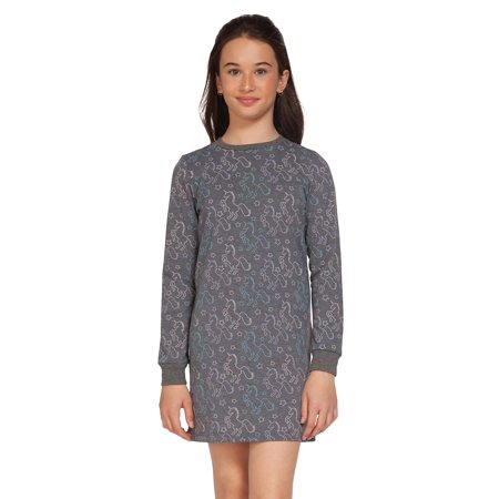 Girl's Printed Sleep Gown