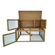 Lovupet Wooden Animal Hutch