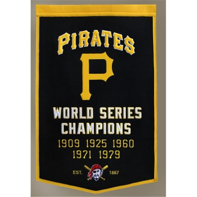 Winning Streak Sports 76200 Pittsburgh Pirates Banner