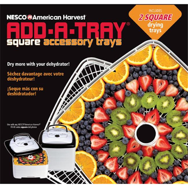 Nesco SQT2 Add-A-Tray For Food Dehydrator FD-80