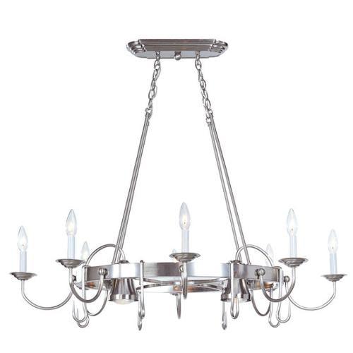 Livex 4188-91 Home basics Chandeliers 8-light