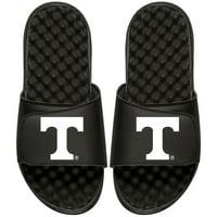 Tennessee Volunteers ISlide Youth Primary White Logo Slide Sandals - Black