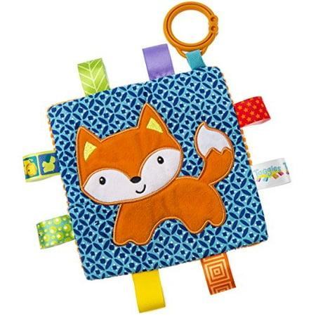 Taggies Crinkle Me Toy, Fox Taggies Crinkle Me Toy, Fox