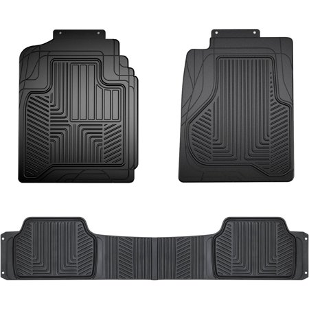 Armor All Full Coverage Black Hd Rubber Truck Floor Mat