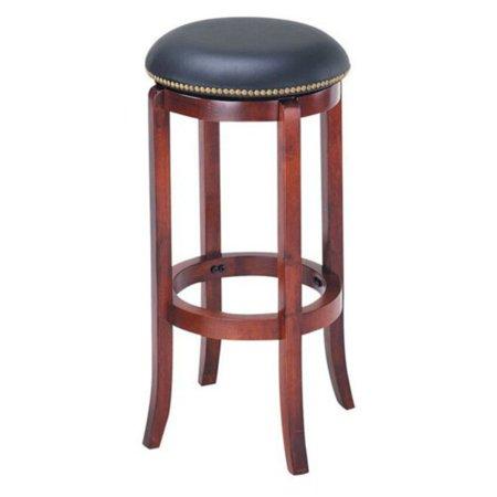 Acme Furniture Chelsea Straight Leg Swivel Bar Stool