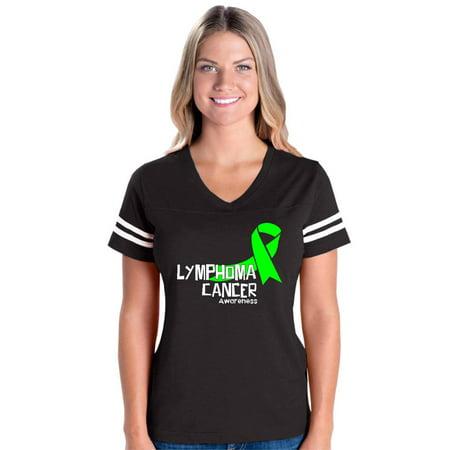 Lymphoma Cancer Awareness Women