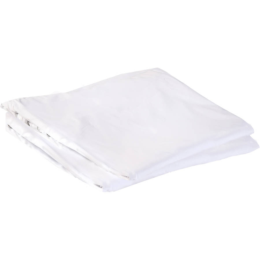 plastic bed covers dmi zippered plastic mattress cover protector waterproof 10671