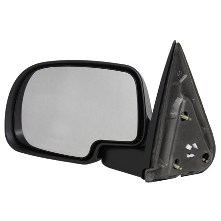 NEW LEFT DRIVERS DOOR MIRROR FITS 2000-06 CHEVROLET SUBURBAN 1500 2500 (Chevrolet Suburban 2500 Parking Light)