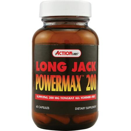 Long Jack PowerMax 200 -