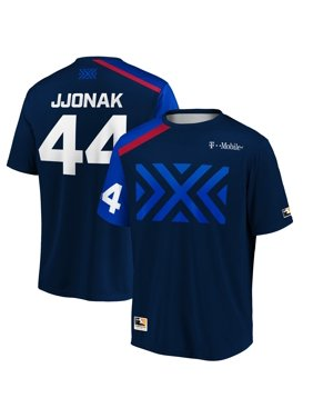 JJONAK New York Excelsior Overwatch League Home Player Jersey - Navy