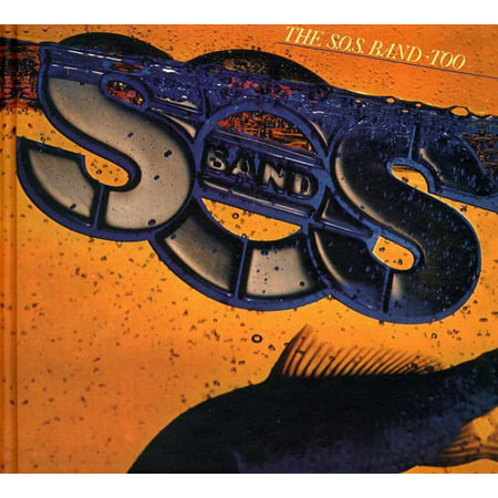 Sos Band Too (CD) (Sos Band Nothing But The Best)