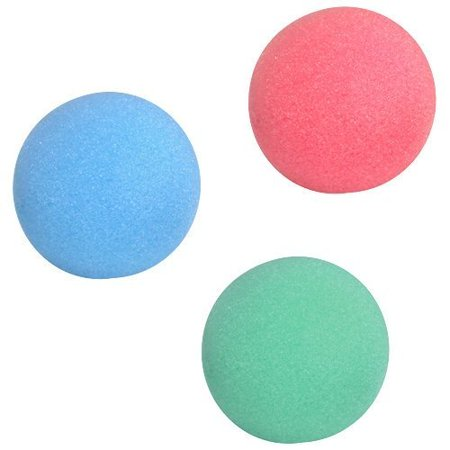 US Toy 1 Dozen Foam Balls,colors may very