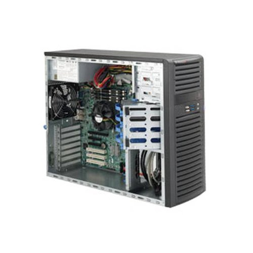 Super Micro SuperChasis SC732D4-865B System Cabinet - Mid...