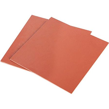 Do It Red Rubber Sheet Packing  Ship From U S  Brand William H  Harvey