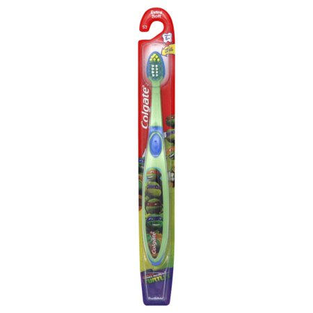 Colgate Kids Toddler Toothbrush, Ninja Turtles TMNT - 2