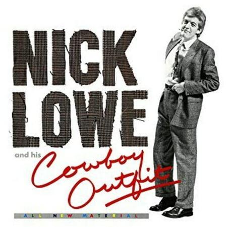 Nick Lowe & His Cowboy Outfit (Vinyl)