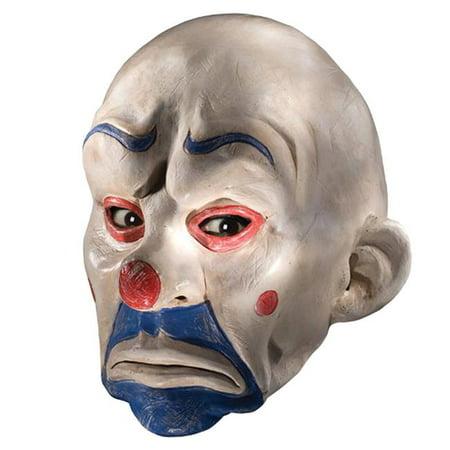 Morris Costumes RU4502 Batman Dark Knight Adult Joker Clown - Clown Joker Mask