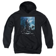 The Dark Knight Rises Catwoman Poster Big Boys Pullover Hoodie