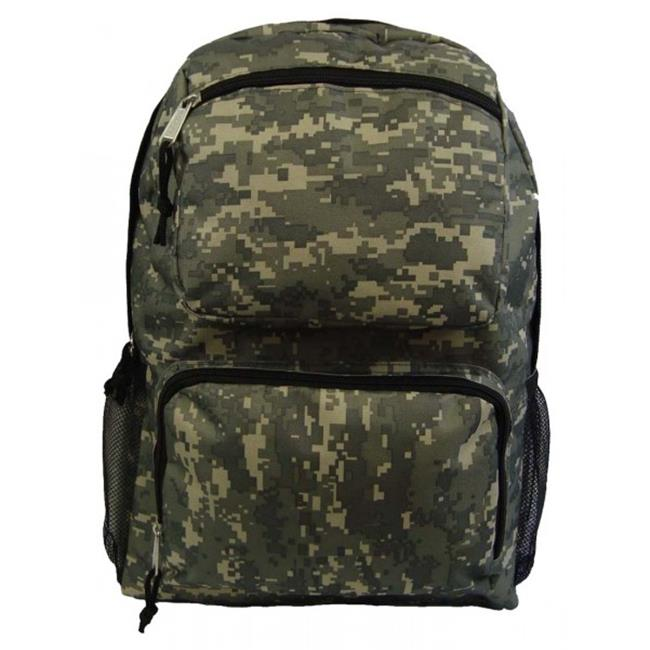 K-Cliffs Backpack, 18 x 13 x 6 inch ACU Camouflage
