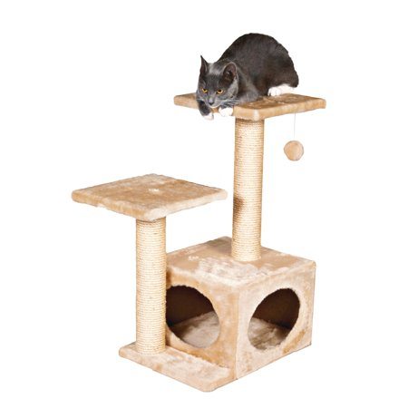Trixie Pet Valencia Cat Tree (Beige)