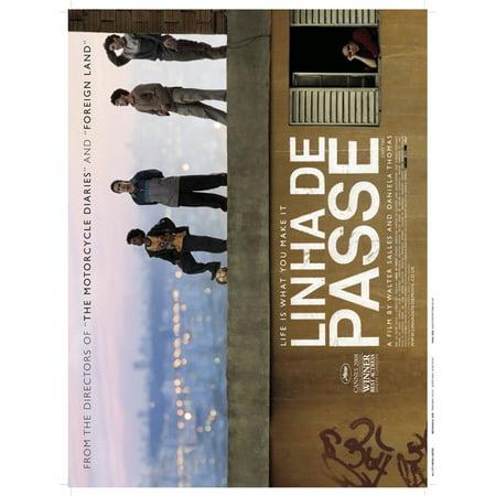 Linha de Passe - movie POSTER (Style A) (11
