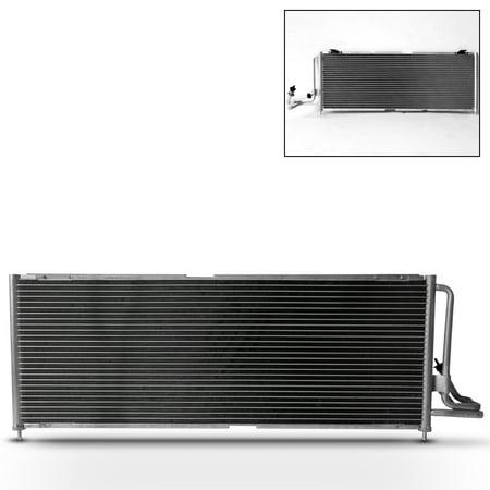 Fits A/C AC Condenser Aluminum 7-4895 For 1997 1998 1999 2000 2001 Jeep