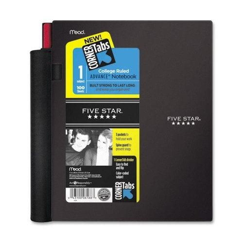 Five Star Advance Wirebound Notebook