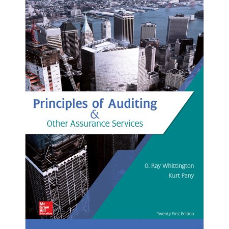 Loose Leaf for Principles of Auditing & Other Assurance