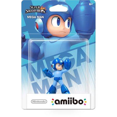 Mega Man Super Smash Bros Series Amiibo (Nintendo Wii U or 3DS)