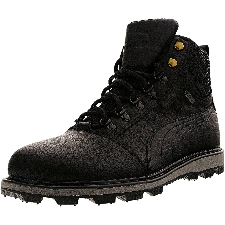 PUMA - Puma Men's Tatau Fur Boot Gtx Black/Puma Black Ankle-High