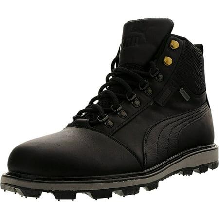 PUMA Puma Men's Tatau Fur Boot Gtx BlackPuma Black Ankle