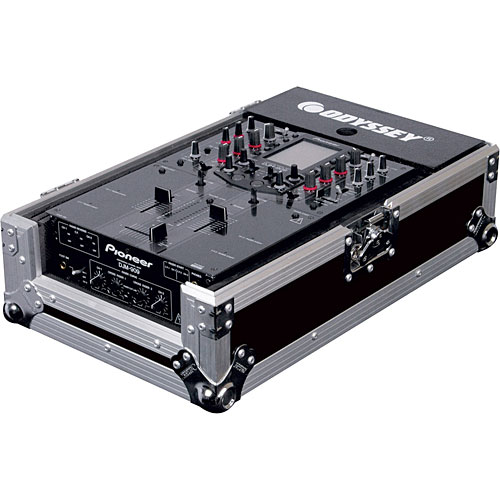 "New! Odyssey FZ10MIX Pro DJ 10"" Mixer Flight Zone Case w  Removable Front Panels by Odyssey Case"