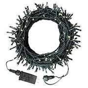 75FT 200LED Christmas Lights, Twinkle LED Mini String Lights for Christmas Trees Wreath Garland Holiday Indoor Outdoor Decoration, Warm White