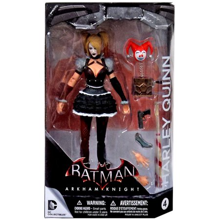 Harley Quinn Arkham Knight (Batman: Arkham Knight - Harley Quinn Action Figure by DC)