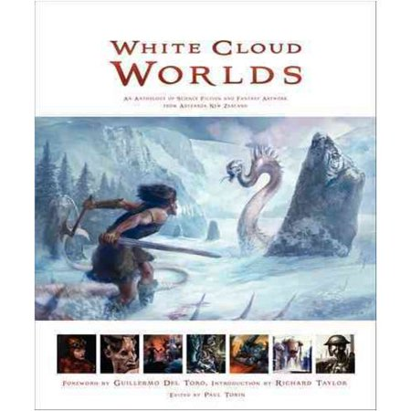 White Cloud Worlds: An Anthology of Science Fiction and Fantasy Artwork from Aotearoa New Zealand
