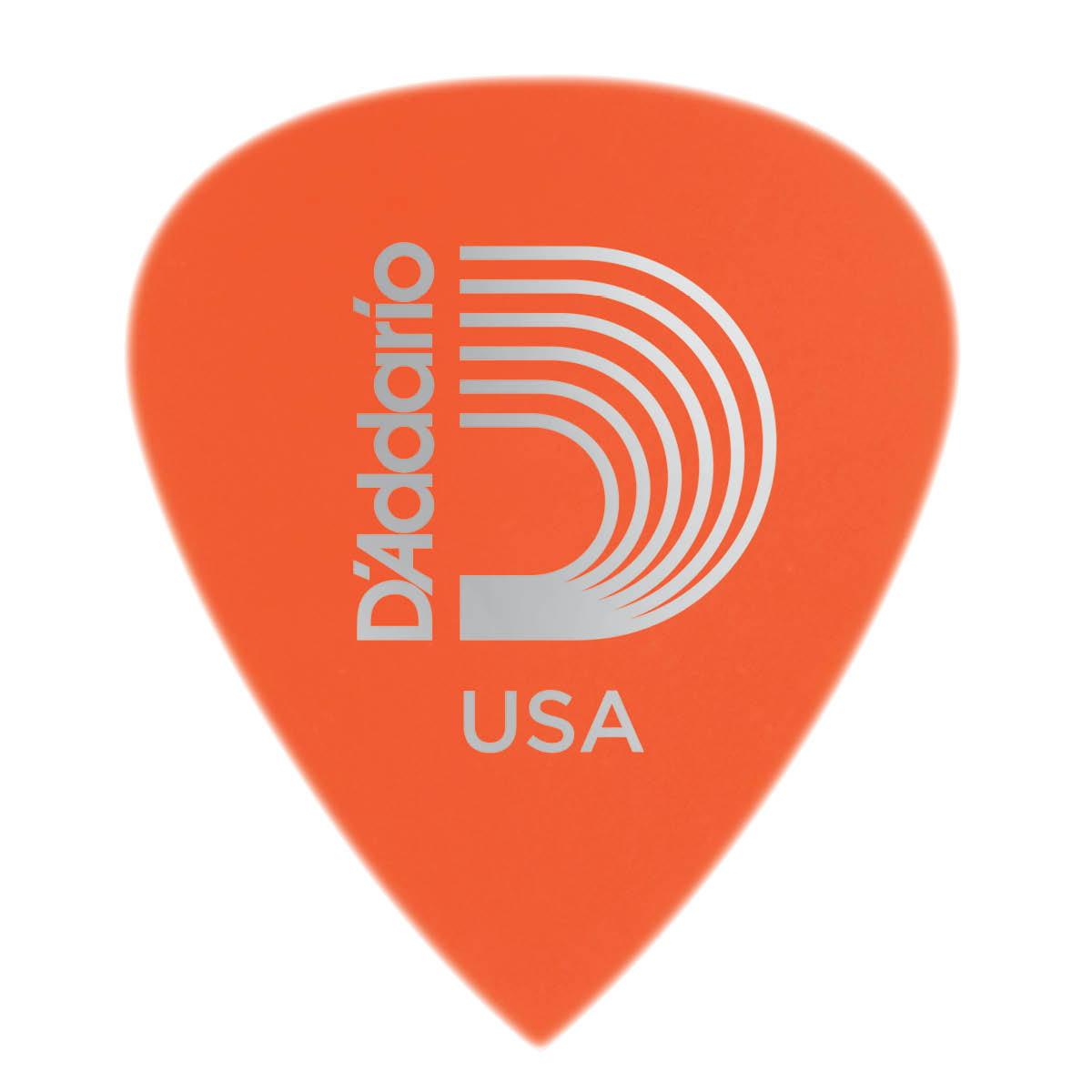 Planet Waves Duralin Precision Guitar Picks, Light, 100 pack by