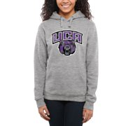 Central Arkansas Bears Women's Classic Primary Pullover Hoodie - Ash -