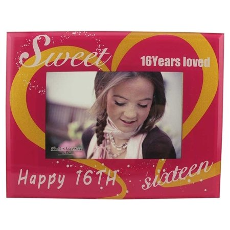 Sweet 16 Picture Frame 6